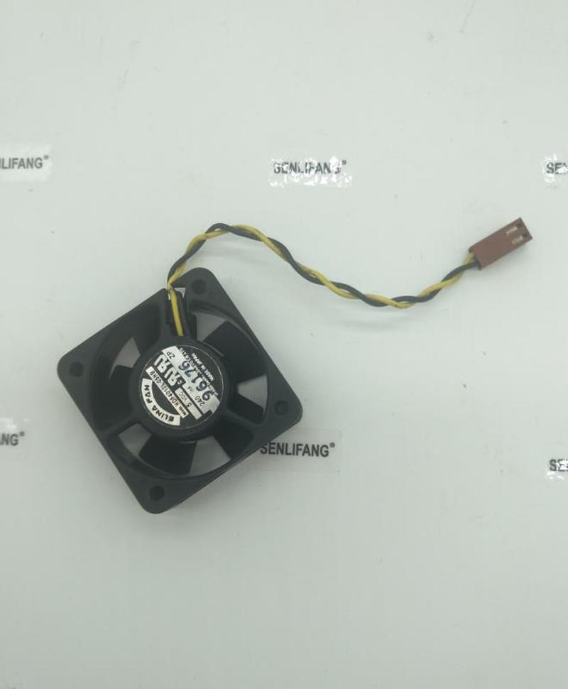 For Genuine 40*40*10MM 4010 HDF4012L-05HB DC5V 240mA 2 Wire Switch Fan
