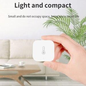 Image 3 - AQara Smart Temperature Hu mi sensore di profondità ZigBee Wifi Wireless funziona con smart home mi jia Mi home App