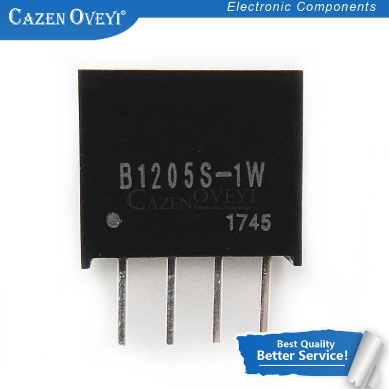 Power-Supply-Module Regulated B1205S B1212S IB0505S-2W Switching Isolating B0303S