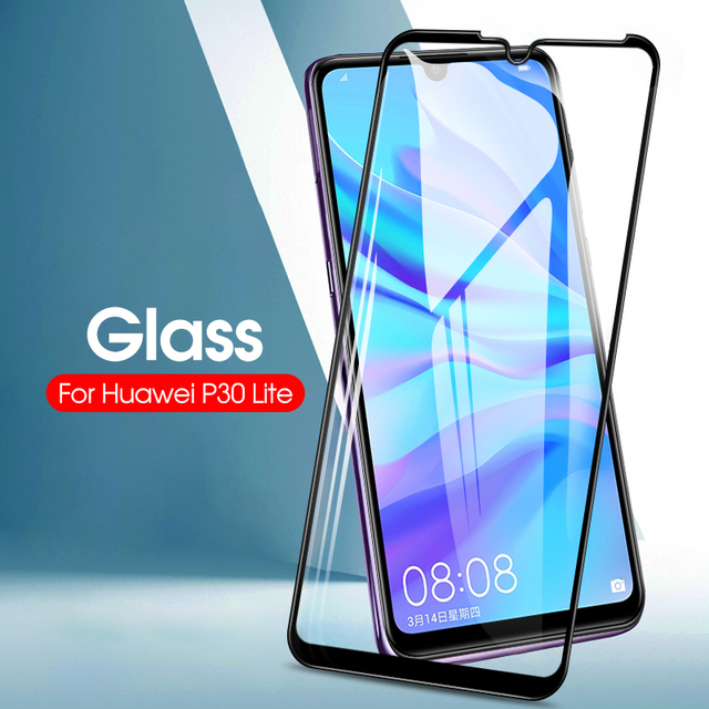 2 in 1 protective glass for huawei p30 lite camera back cover for huwei p30 pro p 30 light 30lite 30pro tremp glasses lens case 1