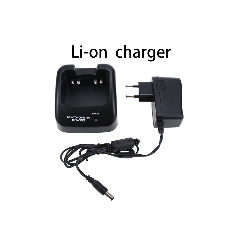 BC-152 Rapid Quick Li-ion Battery Charger For ICOM IC-F4360 F4261 F4161 F4101 F4011 F3360 F3261 F3161 Radio