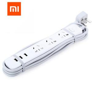 Image 5 - Toma de corriente Xiaomi Mi, toma de corriente de carga rápida, aplicación de Control remoto inalámbrico, 3/5 puertos, 3 enchufes USB, Hogar Inteligente