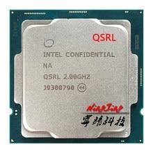 Intel core i5-10400T es i5 10400t es qsrl 2.0 ghz seis-núcleo processador cpu de doze linhas l2 = 1.5m l3 = 12m 35w lga 1200