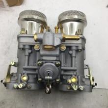 SherryBerg FAJS 48mm IDF 기화기 48IDF Carb/Carburetor 기화기 + Air Horns (45mm tall with net) Solex Dellorto Weber EMPI