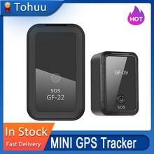 GF07 GF09 GF22 Mini Auto GSM GPRS GPS Locator Plattform SMS Tracking Alarm Sound Monitor Stimme Aufnahme Track Karte Lage