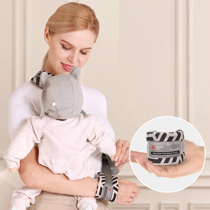 Baby Carrier Sling Multifunctional Baby Sleeping Strap Newborn Baby Wrap Front Holder Bags For Mom Lightweight Breathable