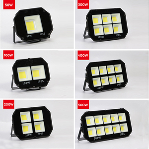 Image 3 - 50W 100W 200W 300W COB LED Flood Light Waterproof AC110V 220V LED Floodlight Outdoor Projector Lamp Spotlight for Garden ZFG0010