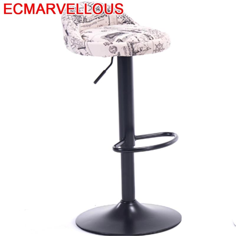 Taburete Ikayaa Hokery Kruk Stoelen Comptoir Sandalyeler Banqueta Todos Tipos Silla Stool Modern Tabouret De Moderne Bar Chair