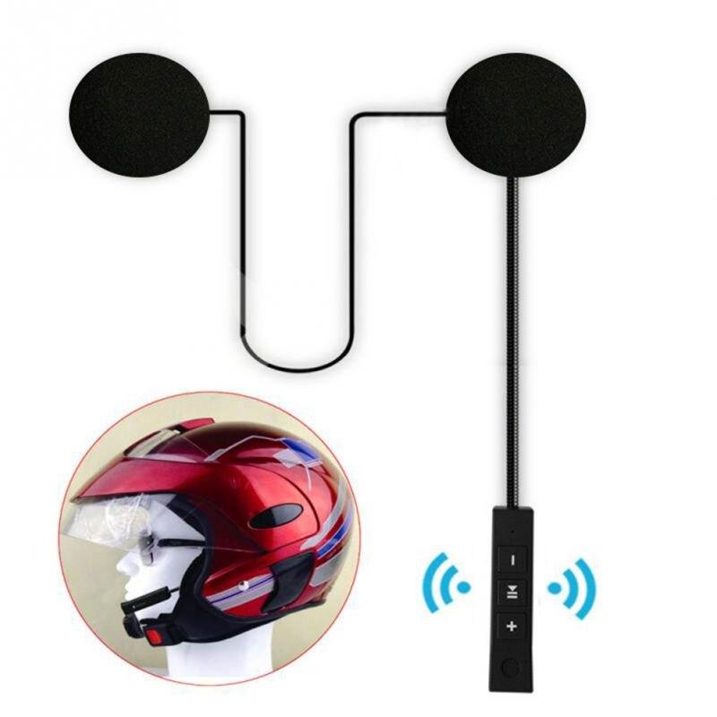 2019 Helmet Walkie Talkie BT Wireless Bluetooth Hands-free FM Riding Headphones Motorcycle Stereo Headphones fone de ouvido