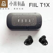 FIIL T1X אמיתי אלחוטי Bluetooth אוזניות Bluetooth 5.0 ספורט ריצה אטמי אוזניים מגע בקרת רעש הפחתת עבור Xiaomi טלפונים