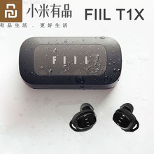 Earphones Bluetooth Fiil T1x Xiaomi Touch-Control Wireless for Noise-Reduction True Sport