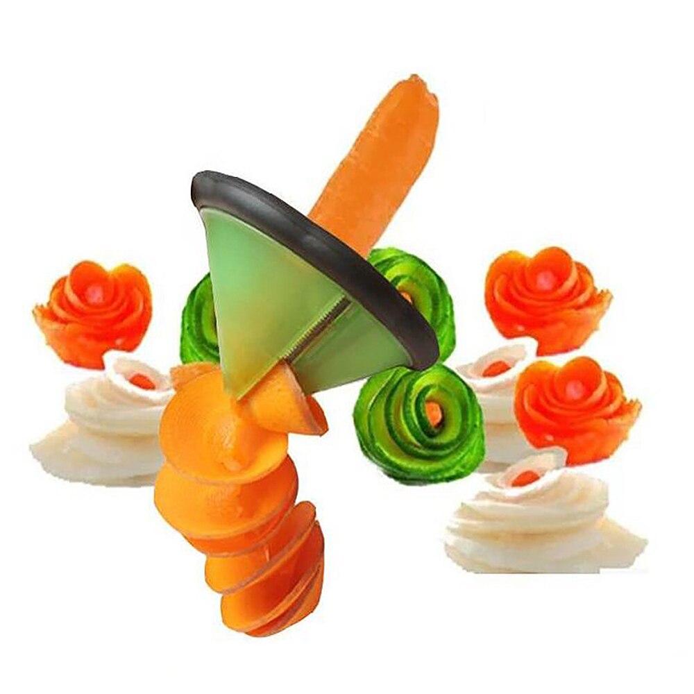 Creative Vegetable Spiralizer Slicer