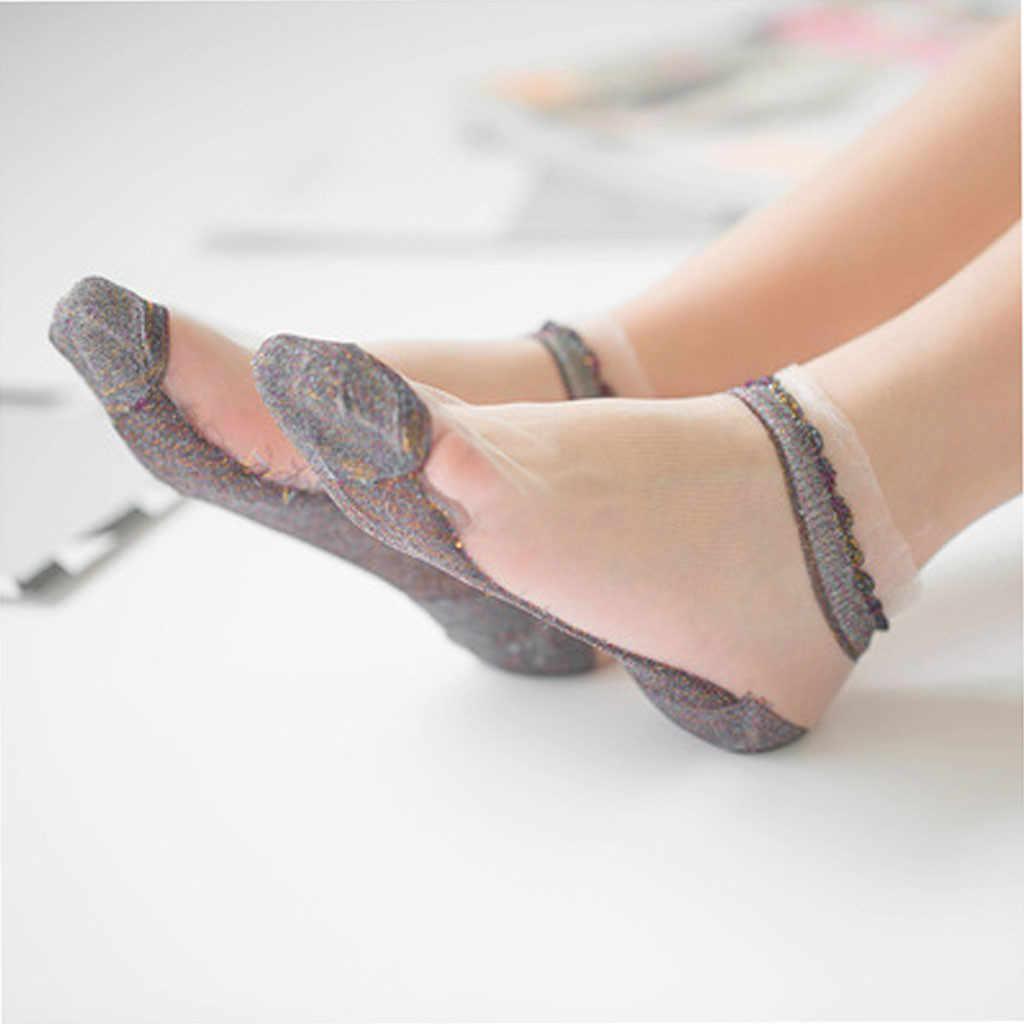 ลูกไม้ Tulle สั้นถุงน่องผู้หญิงฤดูหนาวหนา Plus กำมะหยี่ตรง Snow BOOTS ถุงเท้าแฟชั่นถุงเท้าป่า