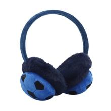 Earmuffs Headband Cover Ears Warm Girls Winter Children Cute Plush Fur Cartoon Thicken