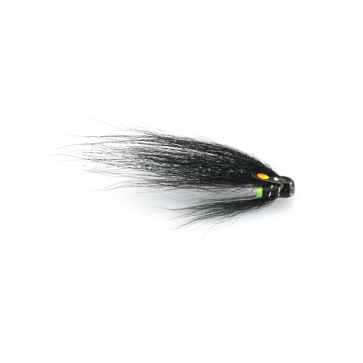 Fly Fishing Fly Single Hook. Salmon Fly Night Hawk Pick a size 3-pack