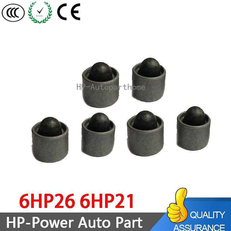 Novo 6hp19 6hp21 6hp26 6hp28 caixa de velocidades transmissão válvula corpo pistão manga conector kit vedação 1068227039 para bmw