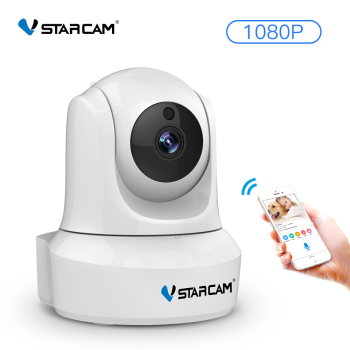 VStarcam 1080P Security IP Camera Wifi IR Night Vision Audio Recording Surveillance Wireless Indoor HD Web Baby monitor Camera 1