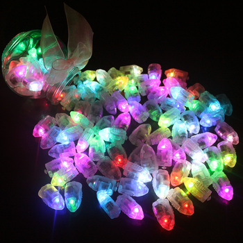 500pcs/lot LED Flash Lamps Balloon Lights for Paper Lantern Wedding Party Festival Supplies Decoration 2016 Wholesale