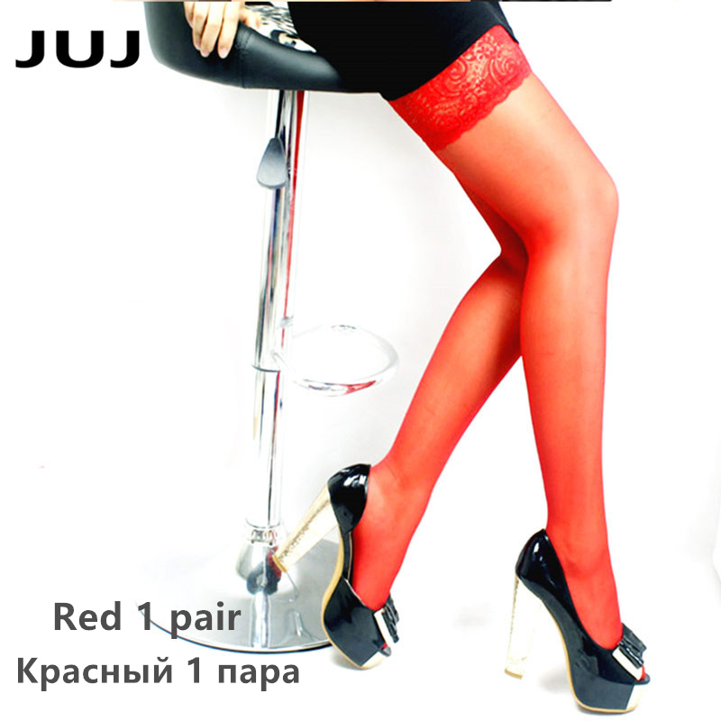 H4e2f0175492848239dc53ac4e4103390I - Thigh High Stocking Women Summer Over knee Socks Sexy girl Female Hosiery Nylon Lace Style Stay Up Stockings Plus Size