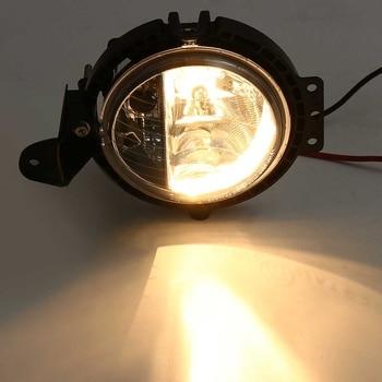 12V Fog Lights Lamp Set Accessories For BMW Mini Clubvan 2012-2014 Bulbs 2pcs
