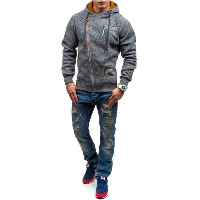 Covrlge Hoodies Men Autumn Casual 12