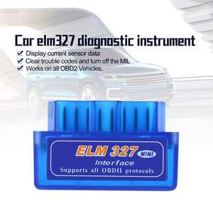 Diagnostic-Tool Bluetooth ELM327 Auto-Interface-Scanner V2.1 ABS Premium Obd-Ii Mini