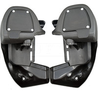 Motorcycle for Harley Touring Street Glide FLHX 1983 2008 2009 2010 2011 2012 2013 Lower Vented Leg Fairing with Hardware