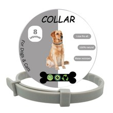 Pet Dog Collar Anti Flea Ticks Mosquitoes Outdoor Protective Adjustable Waterproof Protection Accessories