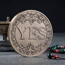Новые торжественное невалютных монета с цветочным дизайном, без письмо украшения художественные подарки для коллекции Сувенир Монета удачи решение для монет