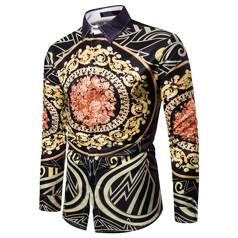 Royal-Crown-Print-Black-Shirt-Men-Luxury-Casual-Camisas-Hombre-Manga-Larga-High-Quality-Business-Formal (4)