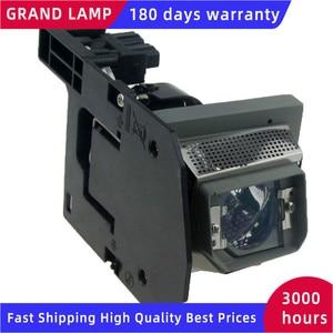 Image 3 - החלפת מנורת הנורה עם דיור NP10LP עבור NEC NP100; NP200; NP200A; NP200G; NP110G מקרנים