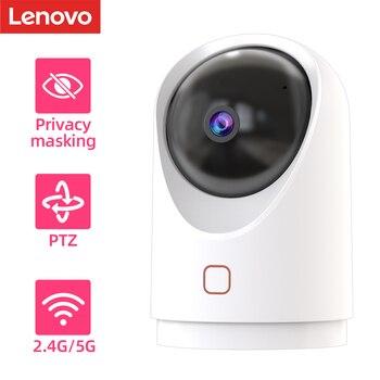 Lenovo 1080P умный двухдиапазонный ip камера наблюдения камера 2,4G/5G Wi Fi камеры видеонаблюдения детский монитор два способа говорить для домашной безопастности|Камеры видеонаблюдения|   | АлиЭкспресс