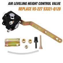 Truck Trailer Air Height Leveling Valve Control Kit Replacement VS227 53321 Q120 90054007 KD2204 50433001 60826000 E11494