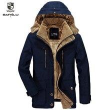 The new winter jacket  4XL 5XL 6XL Middle age Men coat Plus velvet thickening warm coat men's casual hooded Windbreaker jacket цена 2017