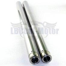 Sospensione anteriore Interno Forcella Tubi Per Honda 51510 MR1 671 51410 MR1 671 NV400 CJ/CK Steed/ CS/CV Steed/shadow 400 1992 1997