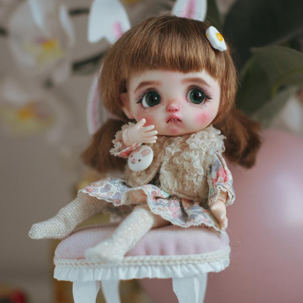 Obitsu OB11 BJD 11CM Doll Toys 19 Joint Top Quality Chinese Doll BJD Ball Joint Doll Fashion Gift Doll With Makeup