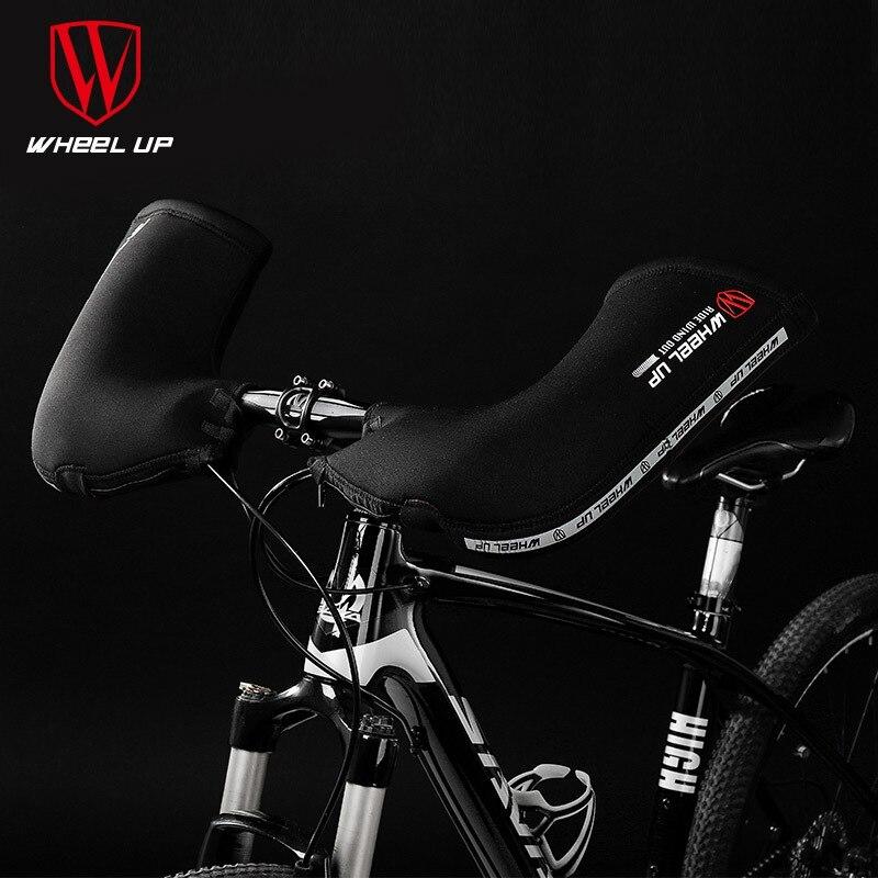 Wheelup Winter Cycling Gloves Warm Cover Road Bike Handlebar Bicycle Hand Gloves