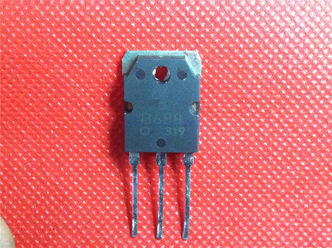 1pcs/lot 2SB688 B688 2SD718 D718 TO-3P In Stock