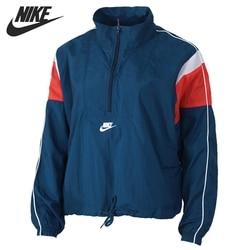 Nueva chaqueta deportiva para mujer NIKE W NSW HRTG JKT WVN