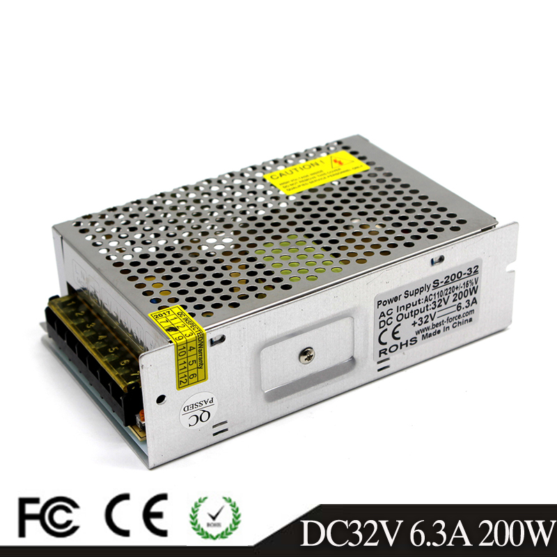 120W 18V 6.7A Single Output Switching power supply