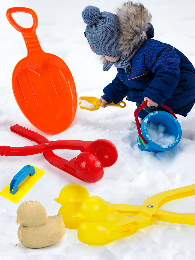 Ant Toys For Children games for kids snowball outside toys army bomb Outdoor Games Snow Ball Giant Games Snowball Maker Tools image