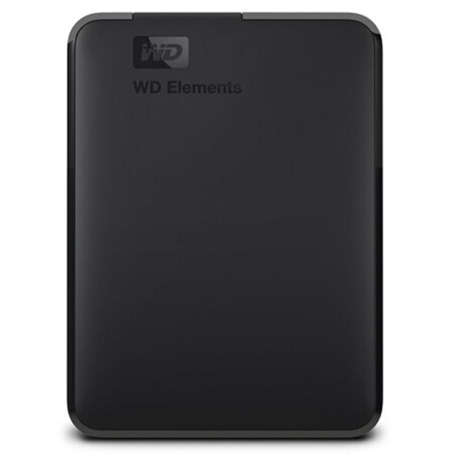 "Original!!! 5TB Western Digital WD Elements Hard Drive Hard Disk HDD 2.5"" 5T HDD USB 3.0 Portable External Hard Disk 3"