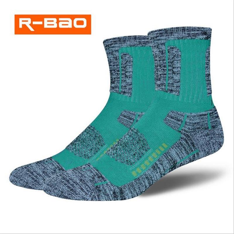 Outdoor Sport Mountaineering Skiing Hiking Trekking Socks Men Women Winter Warm Cotton Walking Cycling Terry Sock
