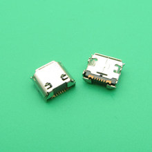 10 pces mini usb para samsung c6712 c6752 micro carregador usb conector de porta tomada de corrente