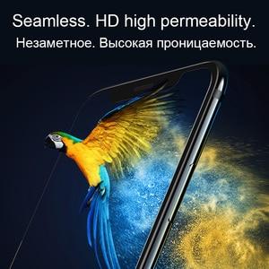 Image 5 - 3D temperli cam iPhone 11 Pro Max iPhone XR X XS Max tam kapak ekran koruyucu koruyucu cam iPhone 11Pro 2019