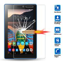 Tab3 7.0inch 710F Tempered Glass Screen Protector For Lenovo Tab 3 7.0 710 Essential Tab3 TB3 710F 710L 710i Protective Glass