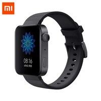 Xiaomi-Reloj de pulsera inteligente Mi, deportivo, con Bluetooth, Monitor de ritmo cardíaco, Fitness, GPS, NFC, WIFI, ESIM, llamadas telefónicas