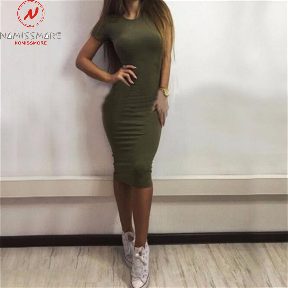 Women Slim Dress for Streetwear Patchwork Design O Neck Short Long Sleeve Solid Color Lady Autumn Women Slim Dress for Streetwear Patchwork Design O-Neck Short/ Long Sleeve Solid Color Lady Autumn Winter Skinny Hips Dress