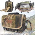屋外の戦術的なモールポーチバッグ軍事迷彩リュックサックポシェットモール狩猟ハイキングショルダーバッグユーティリティツールバッグ
