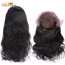 Silk Base Front Wigs Human Hair Body Wave 13*4 Lace For Women Pre-Plucked Remy Brazilian
